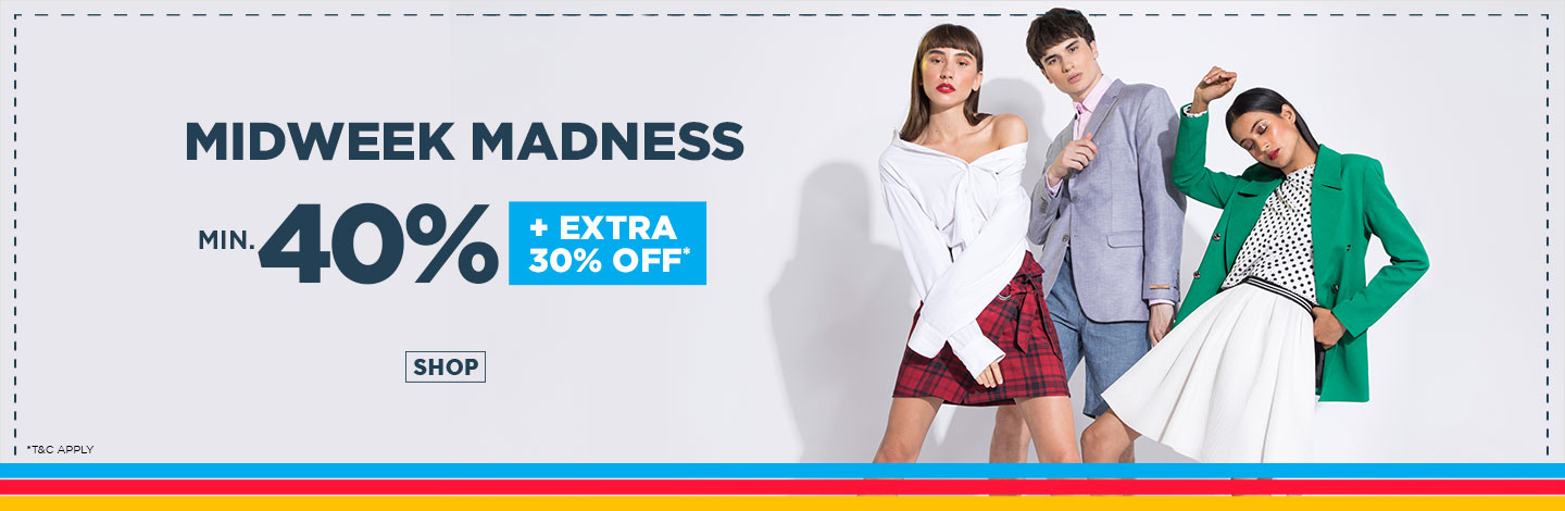 Epic Deals – Save up to 82% off on clothing, shoes, and accessories.