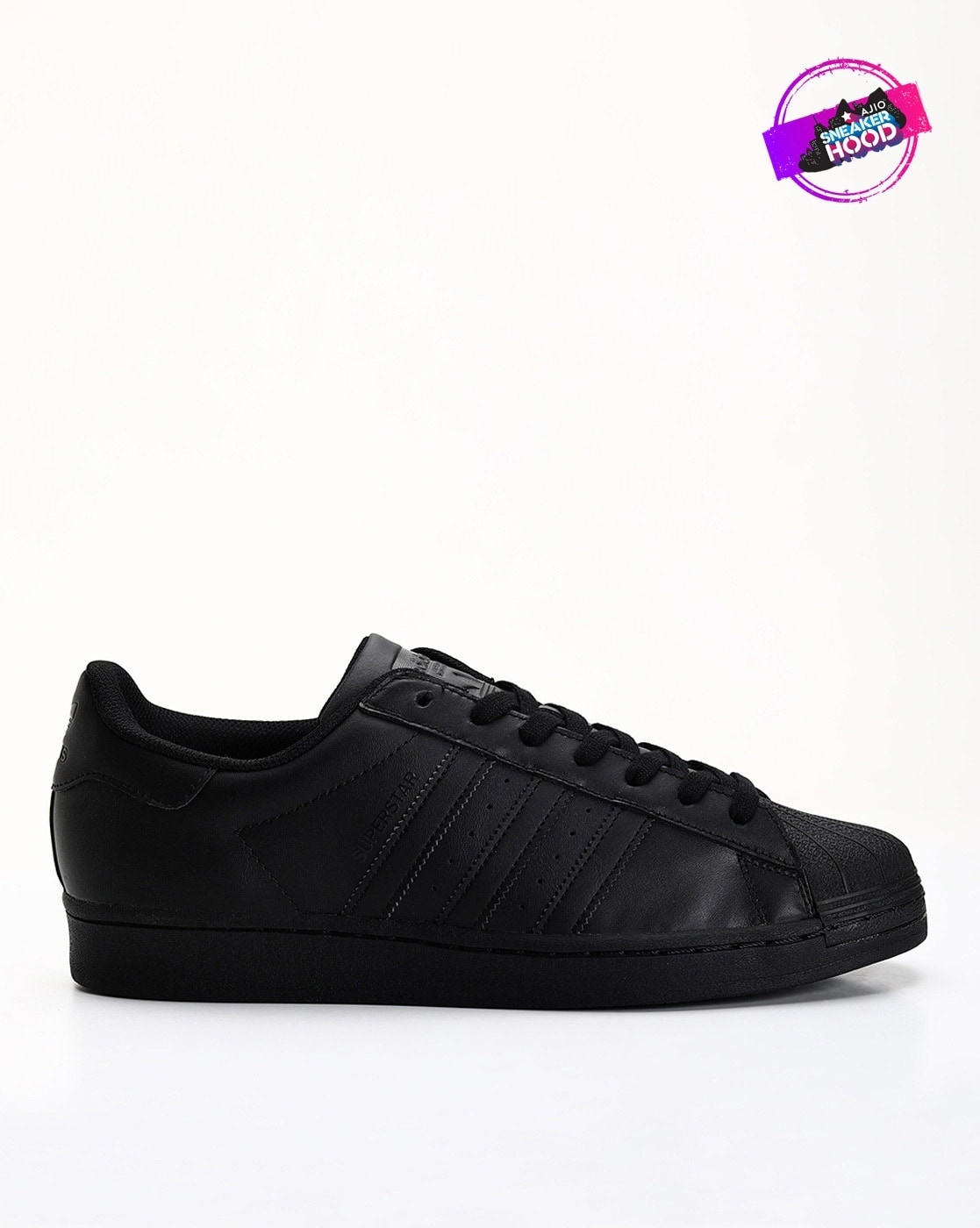 Superstar Lace-Up Sneakers