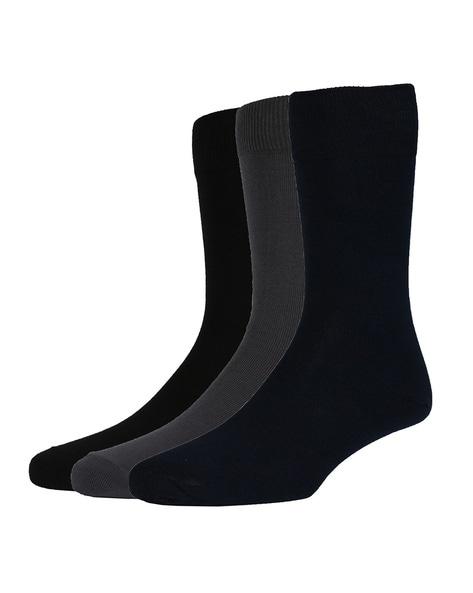 PETER ENGLAND Pack of 3 Mid Calf Length Socks
