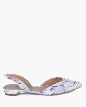 69dfa9f4b4c Similar Styles. QUICK VIEW. CHRISTIAN SIRIANO. Betty Floral Slingback  Sandals