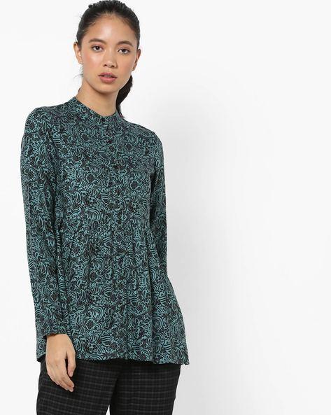 ea02e7f27 Women's Shirts online. Buy Women's Shirts online in India. – Ajio