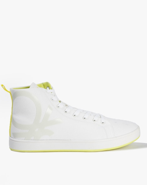 White Sneakers for Men by UNITED COLORS