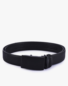 Buckle Up Belt with Side Release Buckle