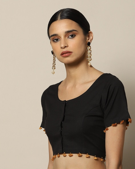 dfe63136209123 Women s Blouses online. Buy Women s Blouses online in India. – Ajio