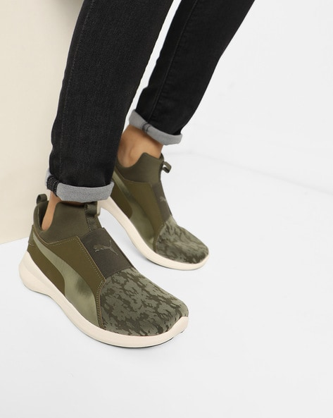 Buy Olive Green Sports Shoes for Women by Puma Online  0c65a74ba