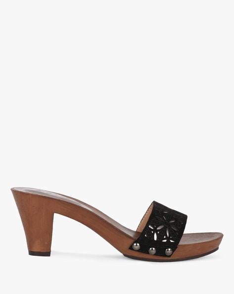 9d178541 Women's Heeled Sandals online. Buy Women's Heeled Sandals online in India.  – Ajio