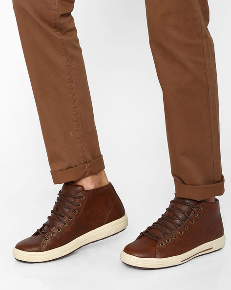 Buy Brown Casual Shoes for Men by