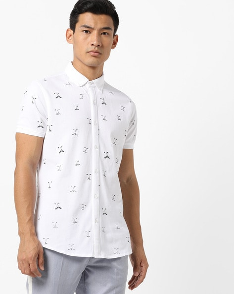 8f4ddeb0651c Men s Shirts online. Buy Men s Shirts online in India. – Ajio