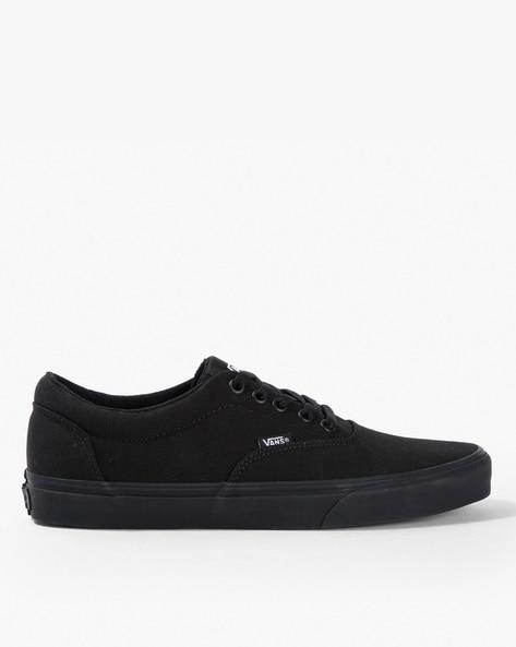 e73b9b4e59 Brands Black Lace-Ups Low-Top Lace-Up Casual Shoes. Quick View. Vans