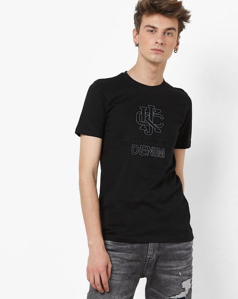 7d15f0bcd Buy Black Tshirts for Men by Killer Online | Ajio.com