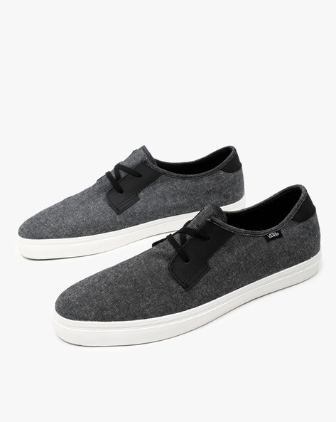 300f9e9257b8 Brands Grey Lace-Ups Low-Top Lace-Up Casual Shoes. Quick View. Vans