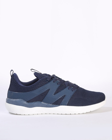 Buy Navy Blue Sports Shoes for Men by