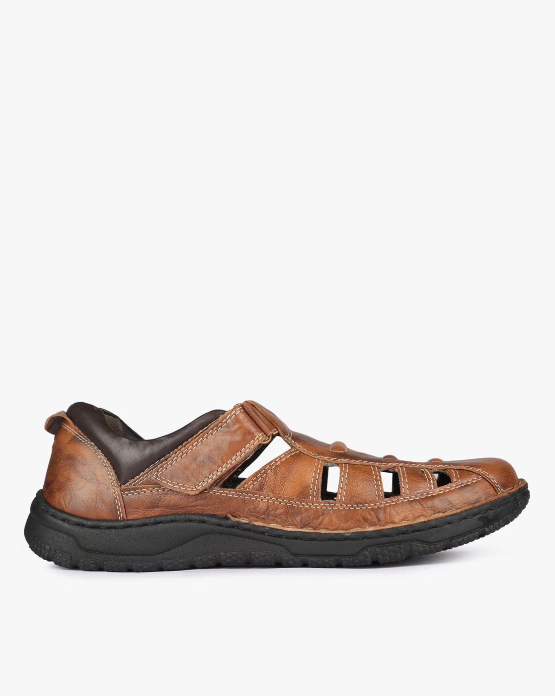 Buy Brown Casual Sandals for Men by Lee