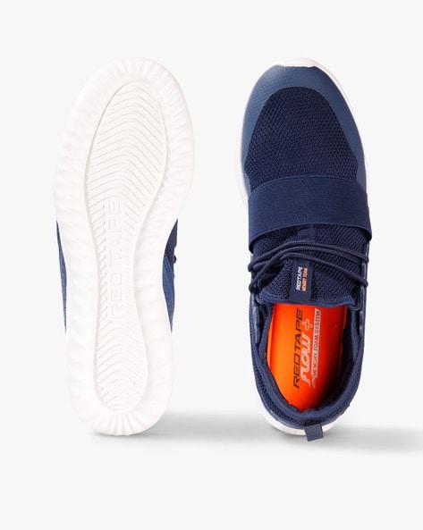 Flow Plus Memory Foam Low-Top Sports Shoes