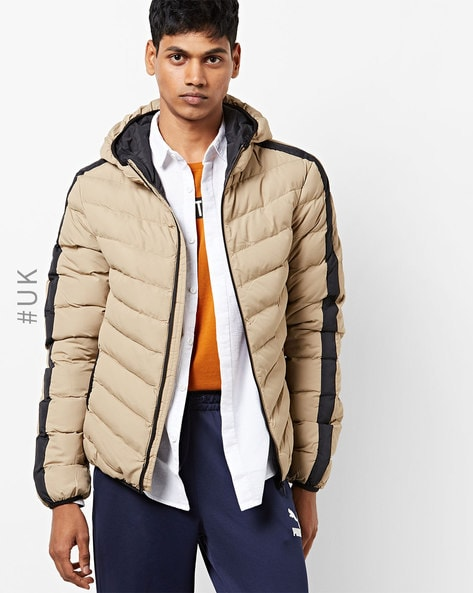 794727280 Buy Stone Jackets & Coats for Men by BRAVE SOUL Online | Ajio.com
