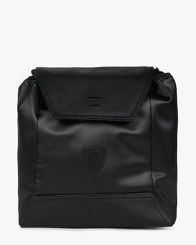 2e9be58cc5d6 Puma Black Everyday Ferrari LS Zainetto Textured Backpack