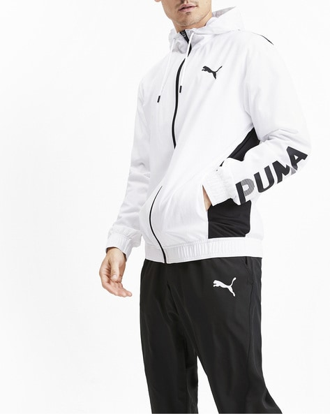 Buy White Tracksuits for Men by Puma