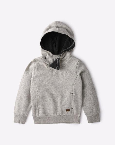 d2749d7df Buy Grey Melange Sweatshirts & Hoodie for Boys by AJIO Online | Ajio.com