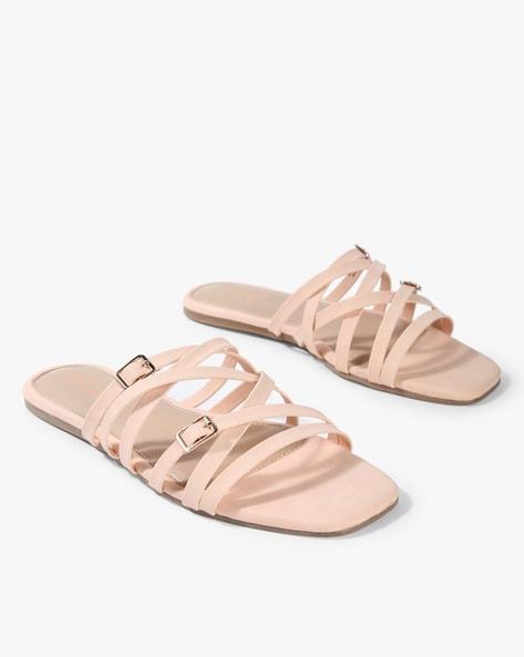 d44e5799fc4e Women s Flat Sandals online. Buy Women s Flat Sandals online in ...