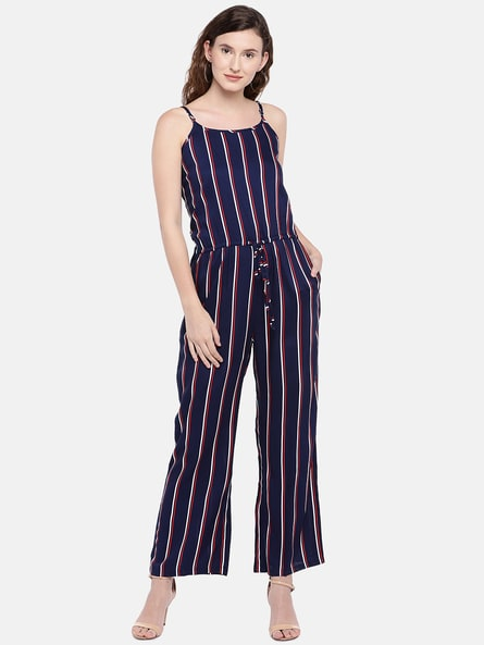 reasonable price classic shoes arrives Buy Navy Blue Jumpsuits &Playsuits for Women by GLOBUS Online ...