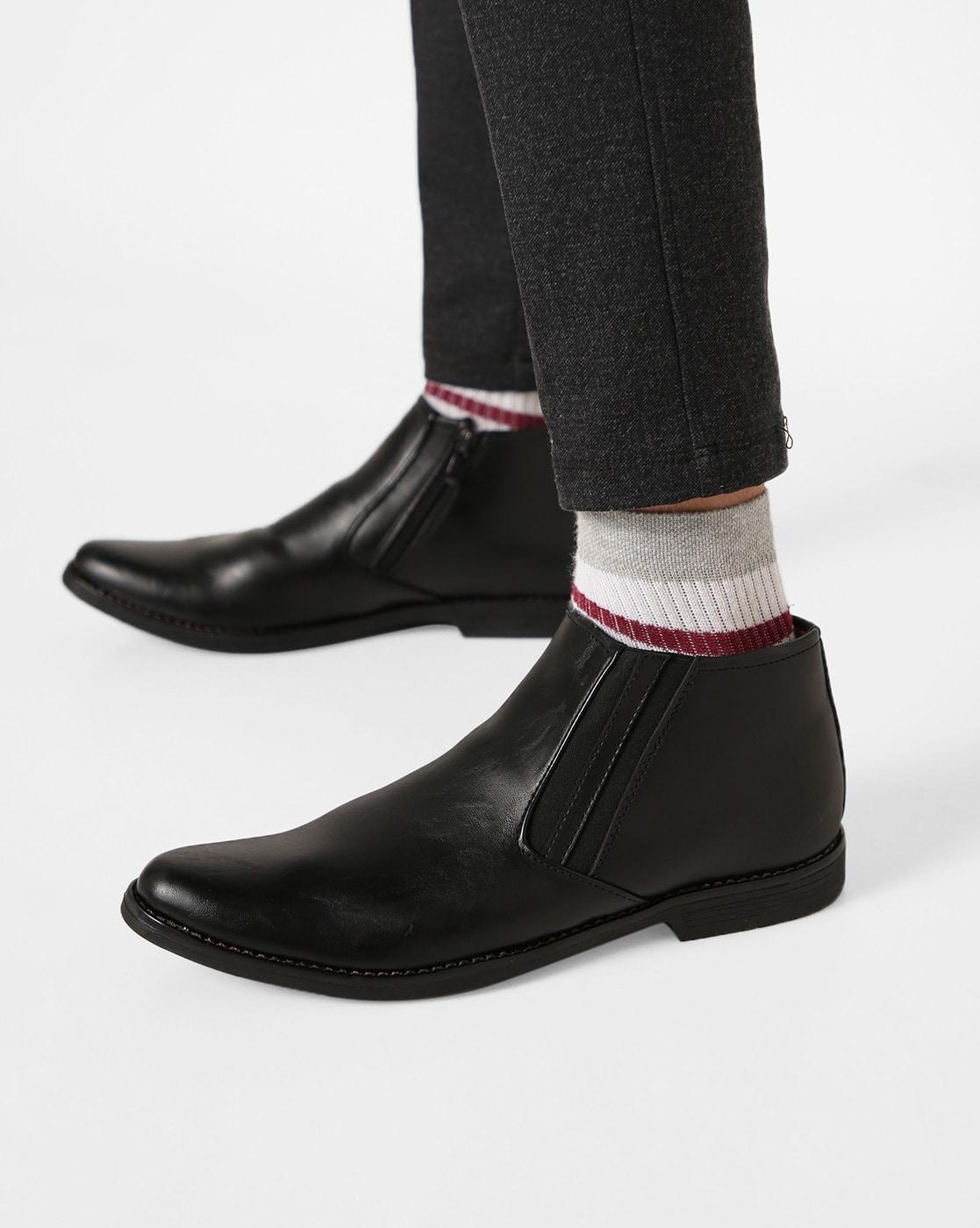Buy Black Formal Shoes for Men by