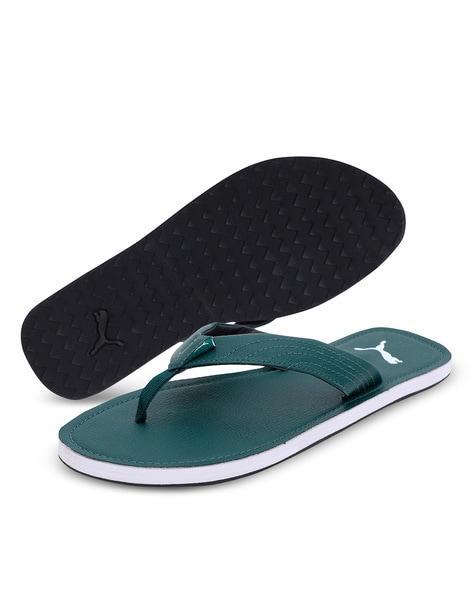 Buy Green Flip Flop \u0026 Slippers for Men