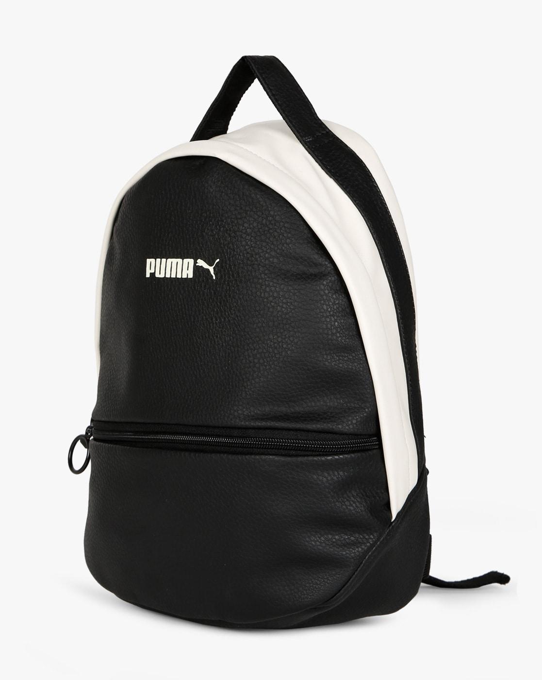 19e8a0937b Buy Black & White Backpacks for Women by Puma Online | Ajio.com