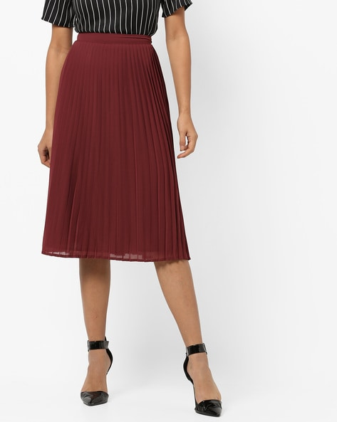 1e0a7bd35204 Women s Skirts online. Buy Women s Skirts online in India. – Ajio