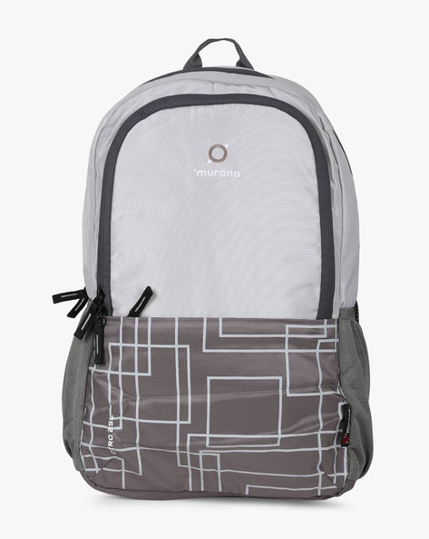 Graphic Print Casual Backpack By Murano ( Multi ) - 491419149