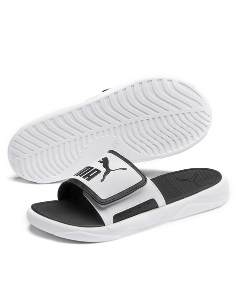 Buy White Sandals for Men by Puma