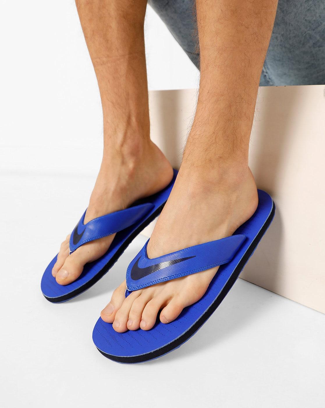 Buy Blue Flip Flop \u0026 Slippers for Men