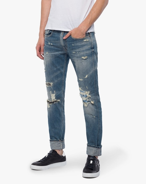 c40d6360b56e Men's Jeans online. Buy Men's Jeans online in India. – Ajio