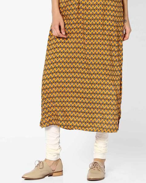 975985ab3437c Buy Off-white Salwars & Churidars for Women by Global Desi Online ...