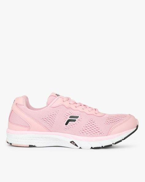 Buy Pink Sports Shoes for Women by FILA