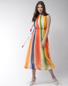 Women S Dresses Online Low Price Offer On Dresses For Women Ajio