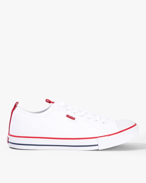 Buy White Sneakers for Men by LEVIS