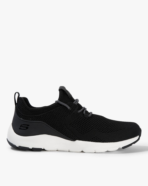 Buy Black Sports Shoes for Men by Skechers Online |