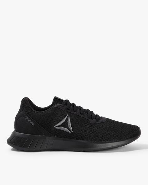 reebok shoes in black