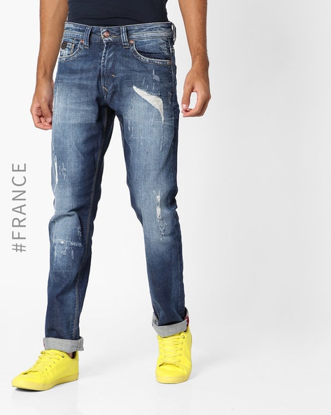 103cc8ea23 Best Offers on Basics denim jeans upto 20-71% off - Limited period ...