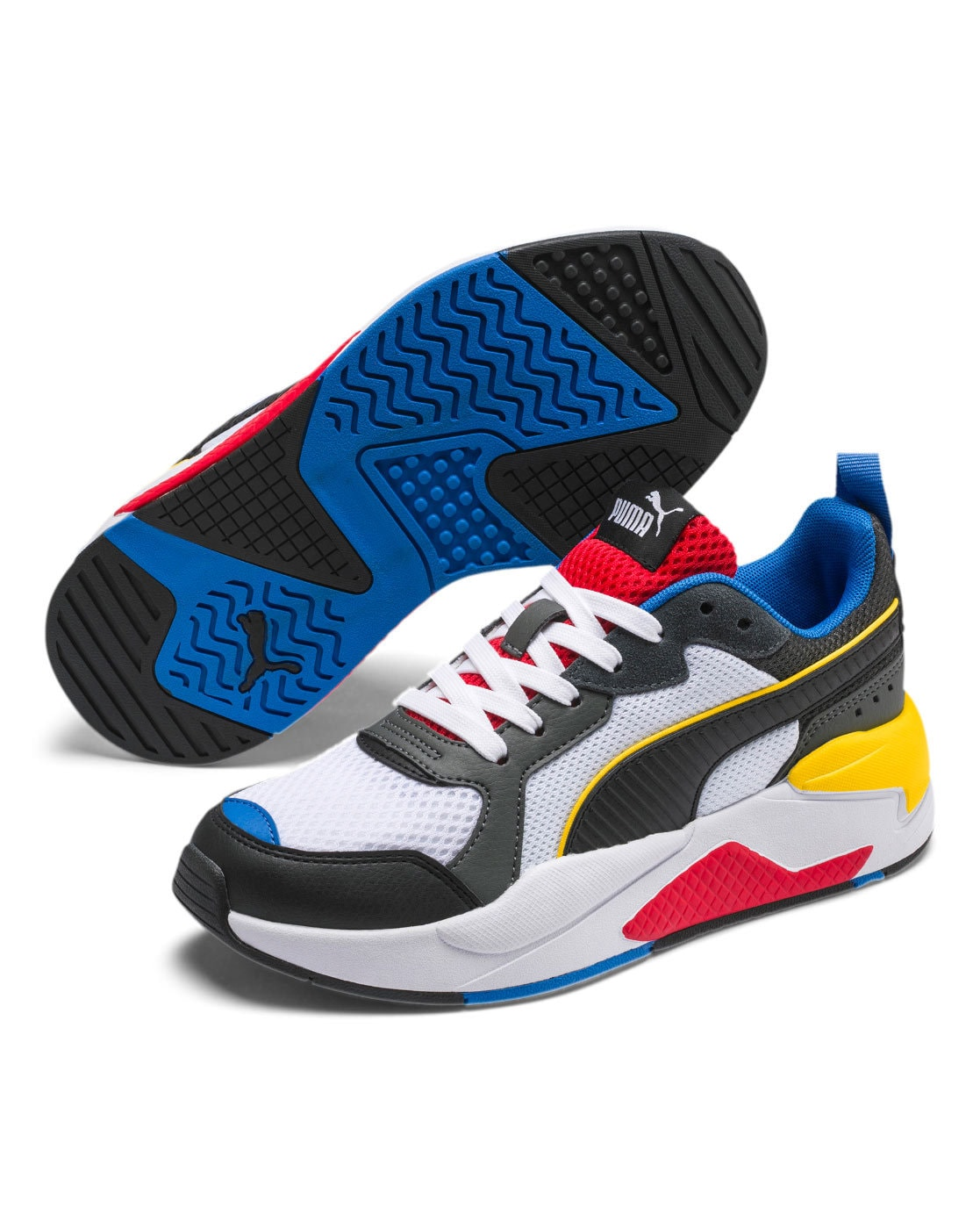 Multicoloured Shoes for Boys by Puma