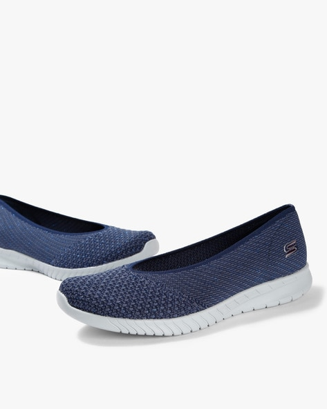 Buy Navy Blue Casual Shoes for Women by