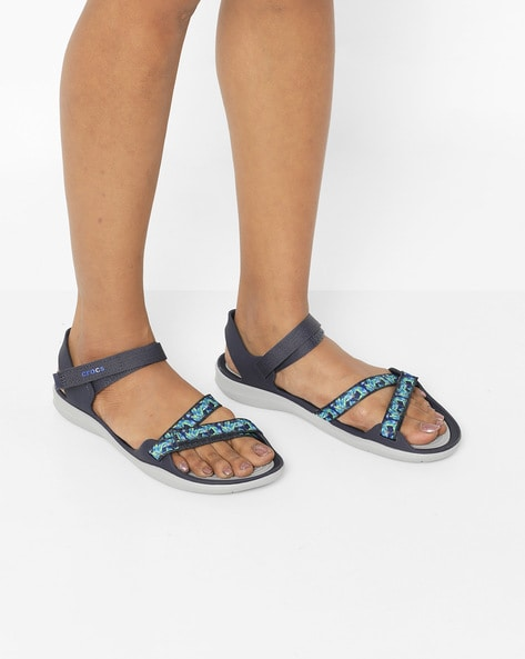 25331338db69 Home · Women · Footwear · Flat Sandals  Swiftwater Webbing Flat Sandals  with Velcro Closure. Previous
