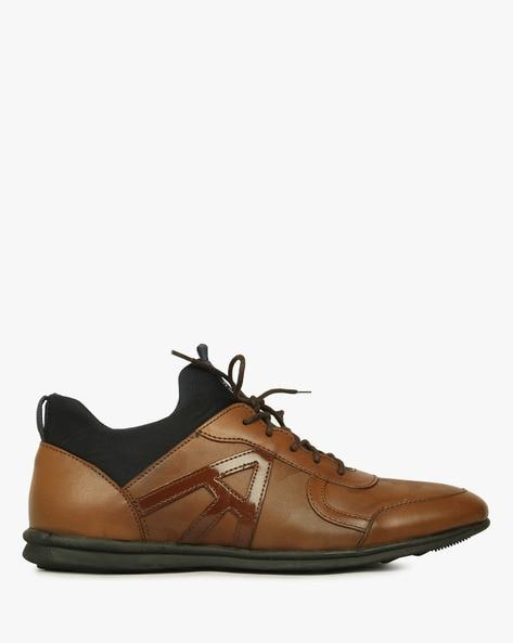 7d0ab80ddf8 Buy Tan Boots for Men by ALBERTO TORRESI Online | Ajio.com
